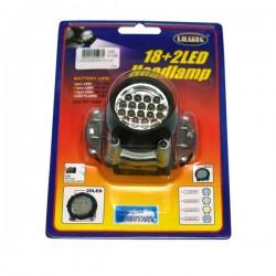 Rudarska 18+2 LED svjetiljka