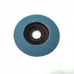 Disk za čišćenje lamelarni 125x22 mm granulacija: 120