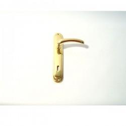 Kvaka sa štitom za ključ