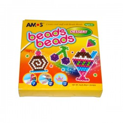 Beads Beads ljepljive kuglice 6 boja, 480 komada