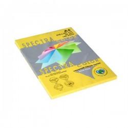 Papir fotok.SPECTRACOLOR A4 int.žuti LEMON 80g