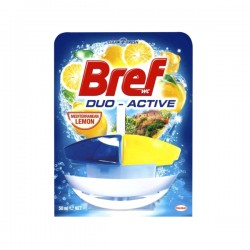 BREF Duo Aktiv - Mediterranean Lemon - Osvježivač - 50 ml