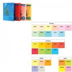 Papir Print IQ A4 mondi 80g/m2, 500 listova, PLAVI  AB48