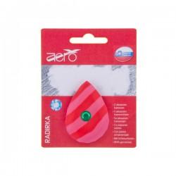 AERO - Gumica za brisanje sa ukrasnim kamenom