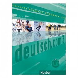 Deutsch.com 3 Udžbenik njemačkog jezika za 3. i 4. razred