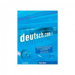Deutsch.com 1 Radna bilježnica njemačkog jezika za 1. i 2. razred