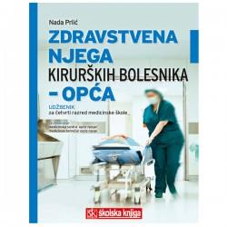 Zdravstvena njega kirurških bolesnika -OPĆA udžbenik