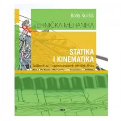 Tehnička mehanika – Statika i kinematika, udžbenik za 1. razred strojarskih tehničkih škola