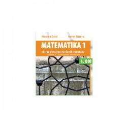 Matematika 1 zbirka detaljno riješenih zadataka 1. dio