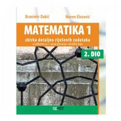 Matematika 1 zbirka detaljno riješenih zadataka 2. dio