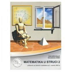 Matematika u struci 2 udžbenik