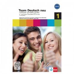 Team Deutsch Neu - Udžbenik njemačkog jezika