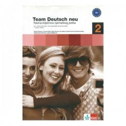 Team Deutsch Neu - Radna bilježnica njemačkog jezika