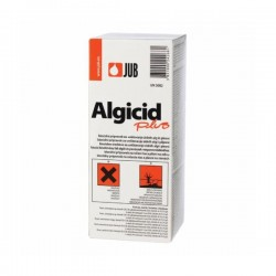 JUB - Algicid Plus - Biocidni pripravak za uništavanje zidnih algi i plijesni - 500 ml